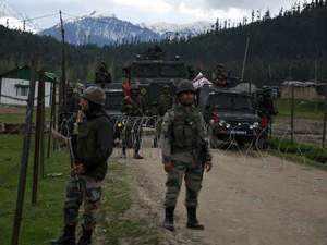 J-K: Two militants killed in Kupwara encounter, search operations underway