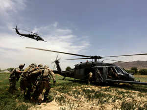 US tries to safeguard Afghan peace push from India-Pakistan crisis