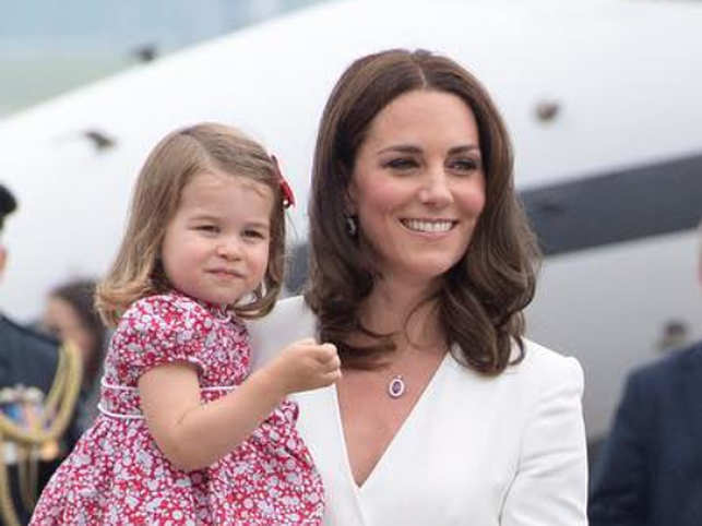 Kate Middleton has more than one nickname for her daughter Charlotte
