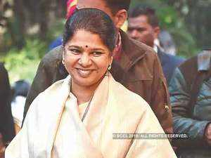 DMK's Kanimozhi seeks permission to contest in Lok Sabha polls