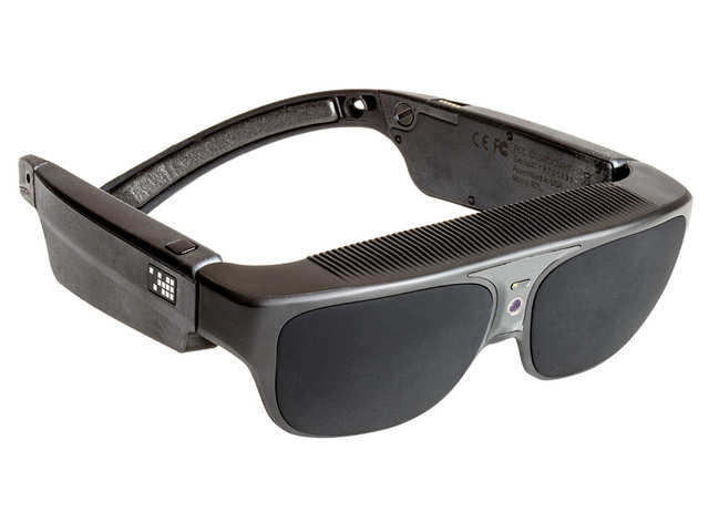 Smartglasses For Those With Low Vision