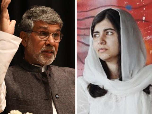 Kailash Satyarthi, Malala Yousafzai and 64 other Nobel laureates urge India, Pakistan to defuse tension