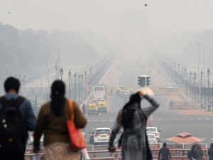 Delhi world's most polluted capital, says report
