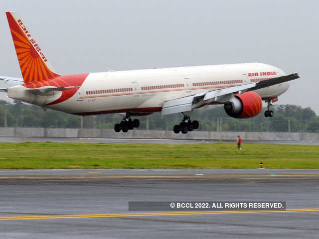 Jai Hind' after every inflight Air India announcement - Flying on