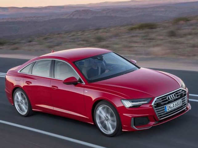 Audi A6 Lifestyle Edition Audi Unveils A6 Lifestyle Edition In