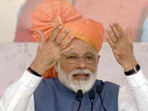 Opposition trying to strike me, while I am busy striking terrorism: PM Modi