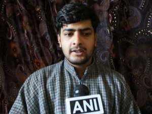 Afzal Guru's son Ghalib Guru appeals for Govt's help to get passport