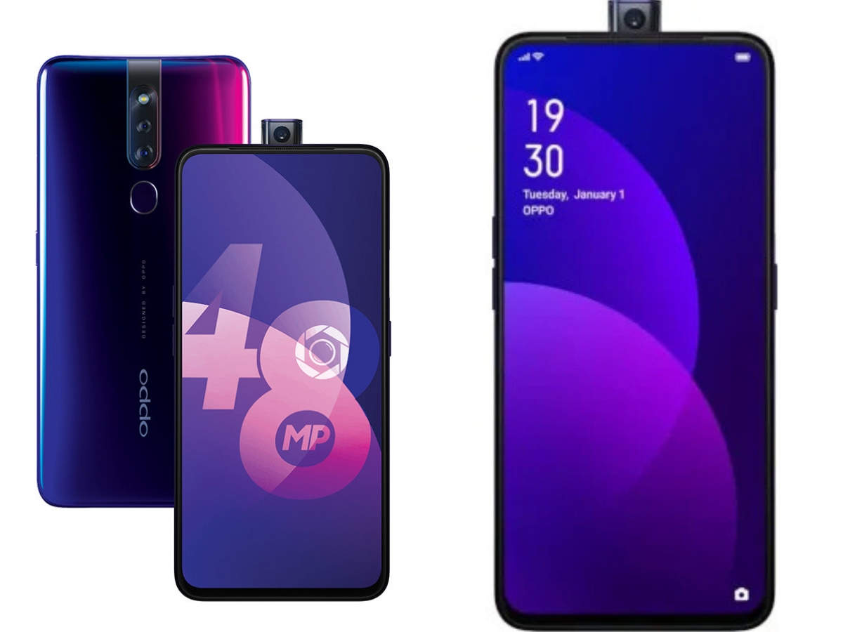 f11 pro: Oppo unveils F11 Pro, F11 with pop-up selfie camera