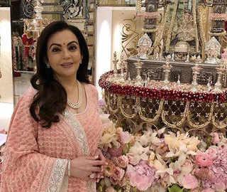 Ahead of Akash-Shloka's wedding, Ambanis begin week-long 'Anna Seva', inaugurate Dhirubhai Square