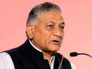 Balakot air strike: Opposition seeking proofs just for malformed politics, says VK Singh
