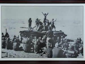 1971 war gallantry award citations of 'Desert Scorpion' commandos destroyed