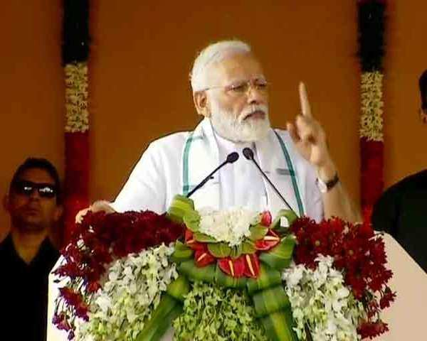 Chennai Central railway station to be renamed after MGR: PM Modi