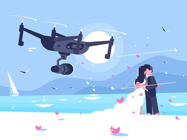 Irritated by drones at weddings? Seeing Pakistan's unmanned aircraft go down would've been blissful