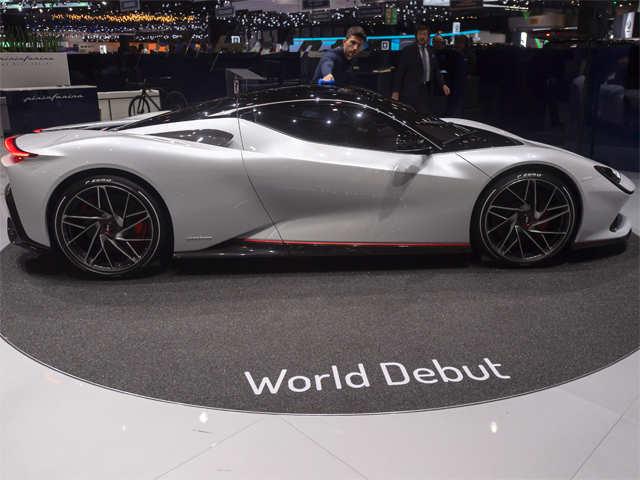 World S Fastest Electric Car