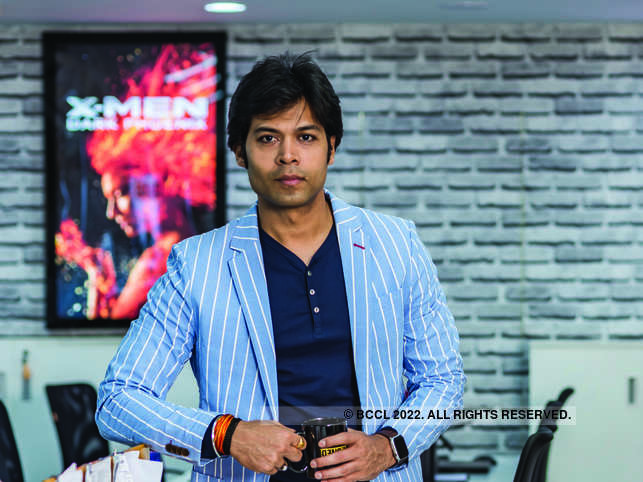 Amit Sharma, MD, Miraj Entertainment Pvt Ltd