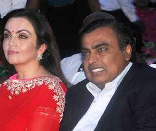 Mukesh Ambani sends sweets to 50K Mumbai cops ahead of son's wedding