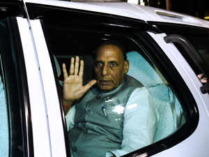 IAF pilots were on targeted mission to destroy terror facility in Pakistan, not to shower petals: Rajnath