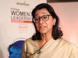 Naina Lal Kidwai on leadership challenges for women