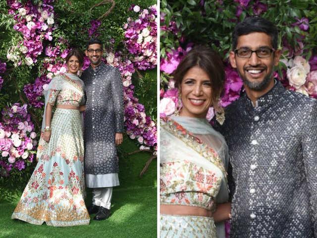 The Star Guest - Akash-Shloka Wedding: Nita, Isha Dazzle In Pink