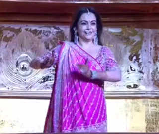 Akash-Shloka wedding: Nita Ambani performs Krishna Bhajan