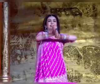 Watch: Nita Ambani's special performance at son Akash's wedding