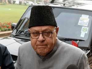 Farooq Abdullah links IAF's Balakot air strikes to 2019 Lok Sabha elections