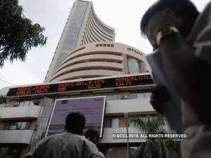 Sensex surges 383 points, Nifty tops 11,150; Airtel rallies 8%