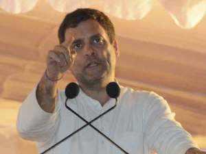 BJP mount fresh attack on Rahul Gandhi; Quote him as 'Masood Azhar Ji'