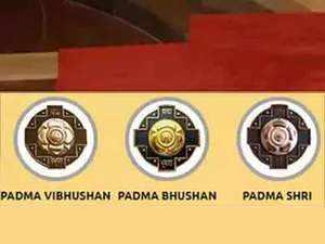 President Ram Nath Kovind confers Padma awards on 47 prominent personalities