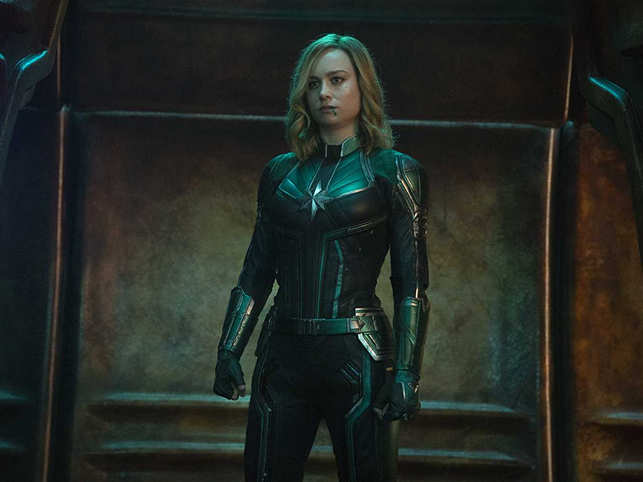 Captain Marvel Box Office Collections Brie Larson Starrer Captain