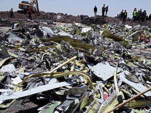 'Will call you when I land,' texted Indian Ethiopia crash victim