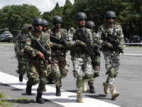 Chinese materials find way into army bulletproof vests