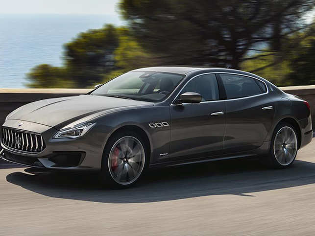Maserati Unveils 2019 Quattroporte Edition In India At Rs