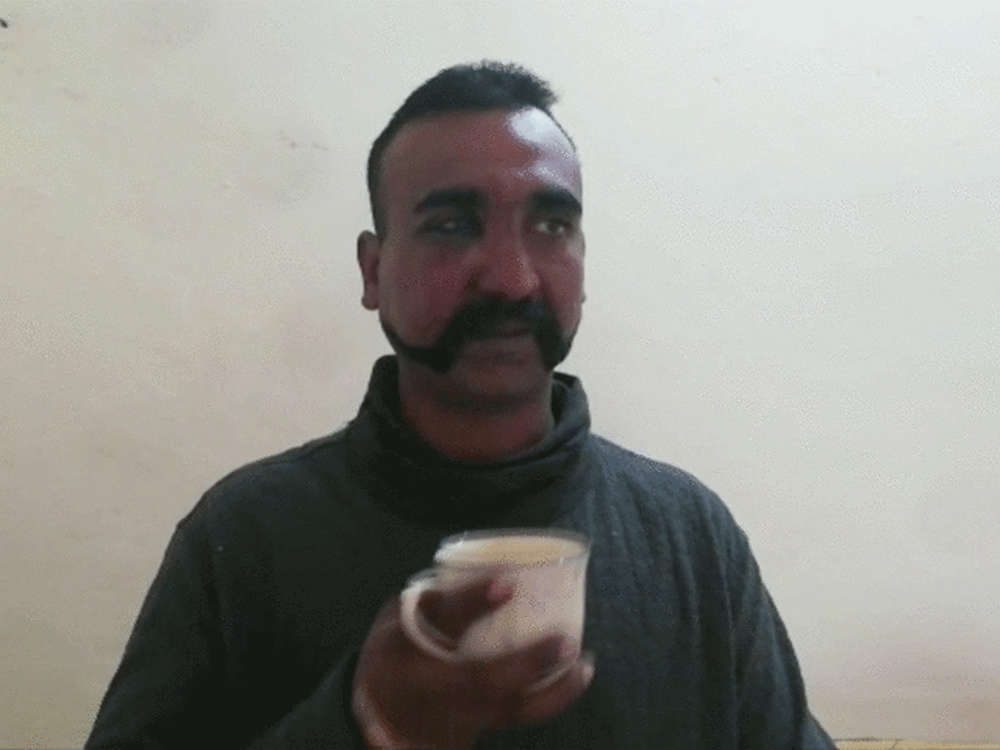 EC notice to BJP MLA for putting posters featuring IAF officer Abhinandan Varthaman