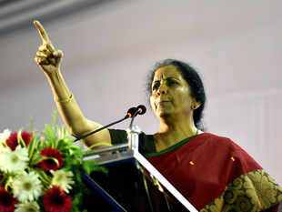 UPA govt did not take steps that had to be taken after 26/11 terror strike: Sitharaman