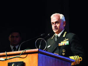 China's growing presence in Indian Ocean a challenge for India: Navy chief Lanba