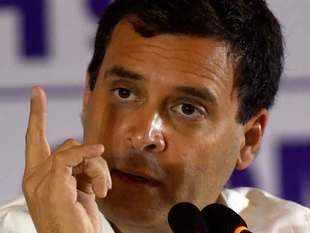 'Weak Modi is scared of China's Xi', says Rahul Gandhi on Masood Azhar issue