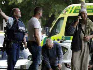 New Zealand: Several people feared dead in shootings inside mosques in Christchurch