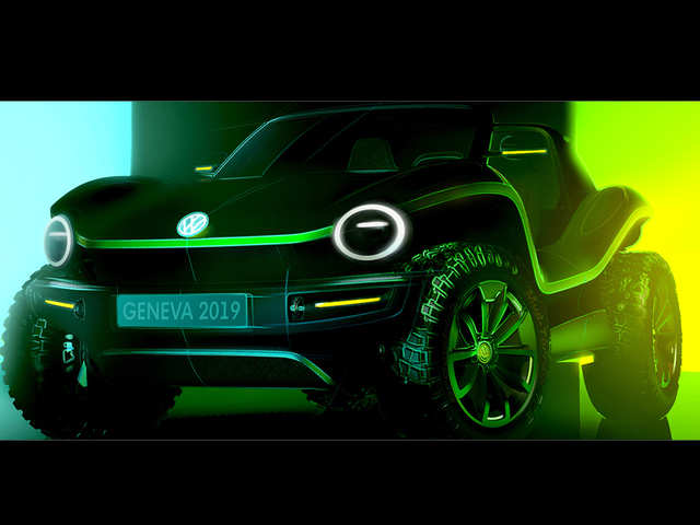 Beach Buggy, Hypercar, 300 mph Car: New Tech That Will Drive