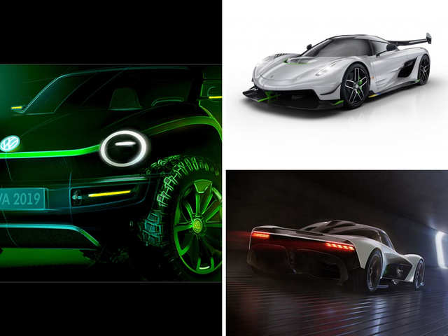 Beach Buggy, Hypercar, 300 mph Car: New Tech That Will Drive The