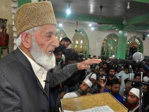 Terror-funding case: ED moves Delhi court to quiz Syed Ali Shah Geelani's son-in-law in Tihar
