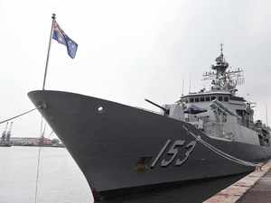 Australia to launch Indian Ocean military exercises from Colombo