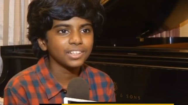 Meet Lydian Nadhaswaram, 13-year-old who won $1 mn on 'The World's Best' show
