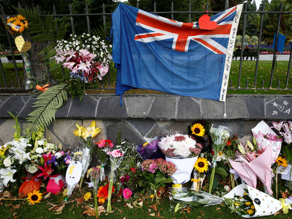 Christchurch Attack Photo: World News On Flipboard By The Economic Times