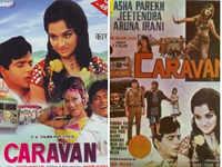 Jeetendra's 1971 movie 'Caravan' to be screened at China film festival