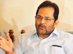 Opposition is full of confusion and contradiction, says Mukhtar Abbas Naqvi