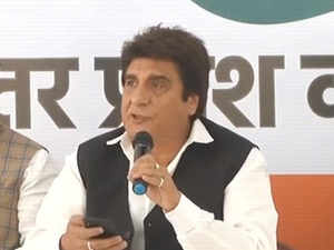 Lok Sabha Elections 2019: Cong leaving 7 seats vacant for SP, BSP and RLD in UP, says Raj Babbar