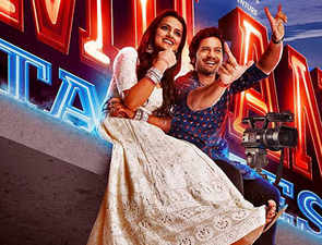 'Milan Talkies' review: Tries too hard to be entertaining; becomes a tedious affair later