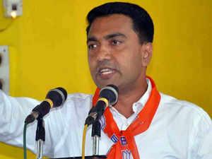 New Goa CM