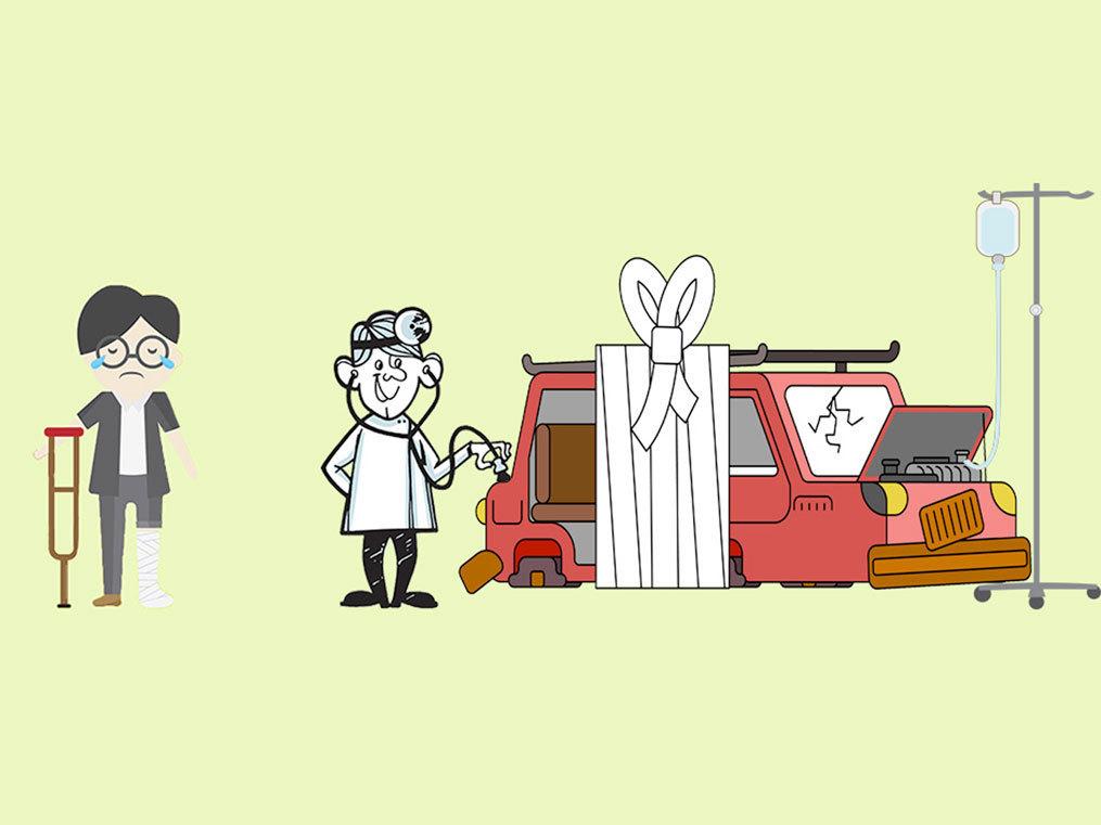 Skewed national priorities: Motor insurance is mandatory, health cover isn't. Here's how we got here.
